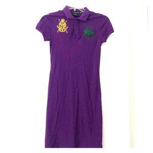 Ralph Lauren sport mini dress
